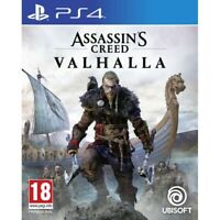 ASSASSIN'S CREED VALHALLA PLAYSTATION 4 / PLAYSTATION 5 FREE UPGRADE PREORDER