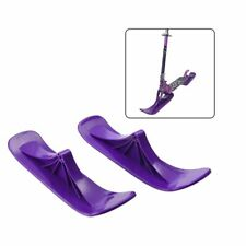 Snow Scooter Replacementt Parts Kids Skate Board Riding Sled Universal Winter