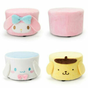 Cute Cinnamoroll Cat My Melody Japan Anime Holiday Gift Stool Taboret 30*30*20CM