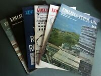 Edilizia Popolare - Annata 1982 completa - 6 numeri 164,165,166,167,168,169