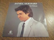 33 tours DANIEL GUICHARD le gitan