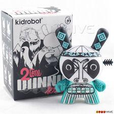 Kidrobot Dunny 2010 Steven Harrington - 2tone series vinyl figure original box