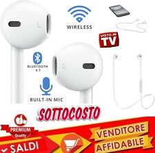 Cuffie senza fili Bluetooth 4.1 airpods sport per Apple iPhone samsung wireless