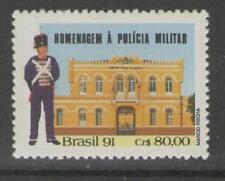 BRAZIL SG2512 1991 MILITARY POLICE MNH
