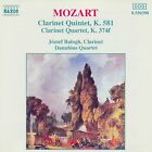 Mozart - Clarinet Quintet, K.581 *** BRAND NEW CD ***