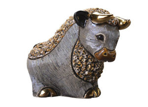 De Rosa - Black Bull Figurine