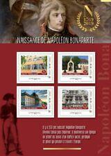 France 2019 Collector 250e anniversaire Napoléon Bonaparte  4v MNH / Neuf**