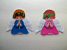 3D-U Pick-AF4 Angel African American Christmas Fall Scrapbook Card Embellishment