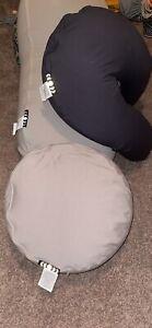 Moon Pod Bean Bag Chair Head Rest Foot Rest