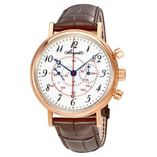 Breguet Classique White Enamel Dial Mens Hand Wound Watch 5247BR/29/9V6