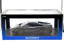 SCALA 1:18 Lamborghini Gallardo LP550-2 Balboni Edition Black Autoart Model