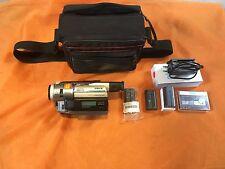 1 X Sony clés prévues-TRV 310 e Handycam Digital 8 Camcoder, Vidéo 8 Hi 8 Compatible