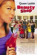 BEAUTY SHOP Movie POSTER 27x40 Queen Latifah George Alan Kevin Bacon Keshia