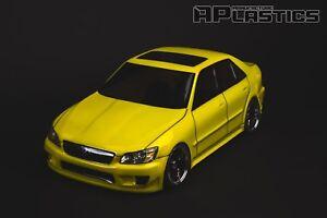 RC Body Car Drift Touring 1:10 Toyota Altezza Lexus IS style APlastics New Shell