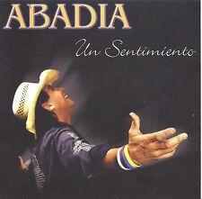 """Abdia - CD """"Un Sentimiento"""" Musica Colombiana - """"Colombian Music"""""""