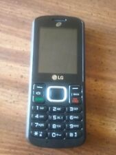 Lg Cell Phone Tracfone *No Contract* Includes Charging Adapter Plug Pre-Owned