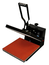 "15x15"" Digital Flat Heat Press Transfer PU Vinyl Sublimation Tshirt Puzzle Phone"