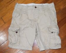 Hollister  Cargo Shorts Tan Men's Size 30