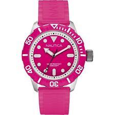 Nautica Resin Band Unisex Wristwatches
