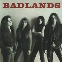 BADLANDS - BADLANDS (S/T, Self-Titled +1 Bonus) (1989) =RARE CD= Jewel Case+GIFT