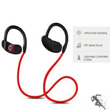 Wireless Sport Earphone Headphone Headset Handsfree Ear-Hook For iPhone Samsung