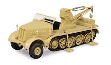 ALTAYA DIECAST MODEL 1/72 WWII GERMAN HANOMAG Sd.Kfz. 9/1 Half Track/Crane 95917