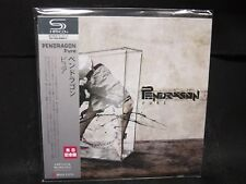 PENDRAGON Pure JAPAN SHM MINI LP CD The David Cross Band Zeus U.K. Prog Rock !