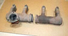 Auspuffkrümmer , Deutz 413 Motor, 8 Zylinder, Abgaskrümmer