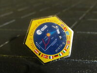 IML-2 CRITCAL POINT FACITLITY ESA MICRO-G NASA SPACE LAPEL PIN