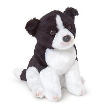 CUDDLY CRITTERS PLUSH BORDER COLLIE DOG BUDDY JNR 15cm STUFFED ANIMAL SOFT TOY