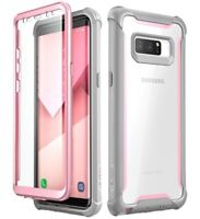 For Samsung Galaxy Note 8 i-Blason Shockproof Hybrid Protective Phone Case Cover