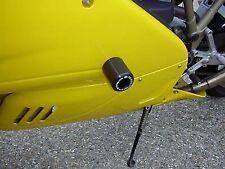 R&G RACING Crash Protectors - Ducati 600SS/750SS/900SS/1000DS (2001 on) *BLACK*