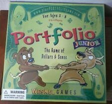 Portfolio Junior Game New In Wrapping