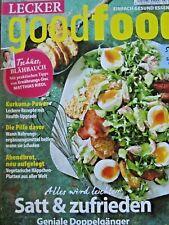 goodfood von Lecker, Zeitschrift, 3/2020