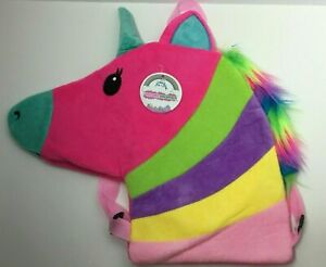 Royal Deluxe Accessories Hot Pink/Assorted Colors Unicorn Backpack,Free Shipping