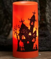 Holiday Projector Candle Halloween NEW
