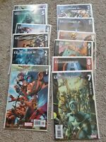 The Ultimates 2 #1-12 (2005, Marvel) Set Millar Hitch