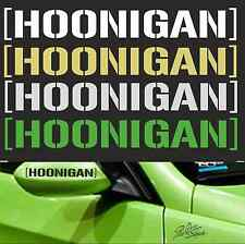 4x  Aufkleber 20cm ken drift HOONIGAN Autoaufkleber JDM Sticker Bombe Racing F