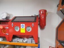 Small Sand Blasting Cabinet Dust Extractor. Blast Cabinet Bolt on Dust Collector
