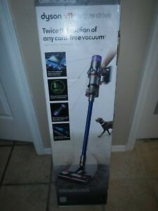 Dyson V11 Torque Drive Stick Vacuum Blue LCD Screen Changeable Battery NEW