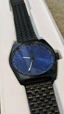 Adidas Watch - Blue Face / Black Steel Band