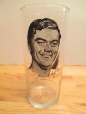 "1976 DWIGHT EVANS Papa Gino's Pizza BOSTON RED SOX 6"" Glass"