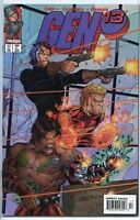 Gen 13 1995 series # 17 near mint comic book