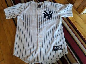 New york yankees jersey Player CC Sabathia Mens Baseball Top