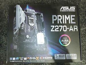 Asus Prime Z270-AR motherboard  - Socket 1151 LGA1151 - Pickup available