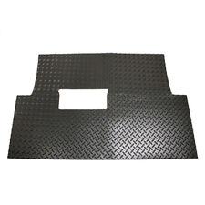 Club Car Golf Cart Black Diamond Plate Floor Shield For Precedent 2004 and Up