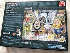 DRAMA AT THE OPERA WASGIJ 1000 PIECE JIGSAW PUZZLE IN PRISTINE CONDITION