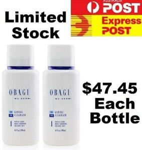 2 x Obagi Nu Derm Gentle Cleanser 200ml (400ml In Total)