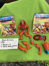 Vintage Motu (He Man) Beastman