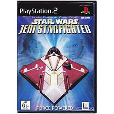PLAYSTATION 2 STAR WARS JEDI STARFIGHTER PAL PS2 [UVG] YOUR GAMES PAL
